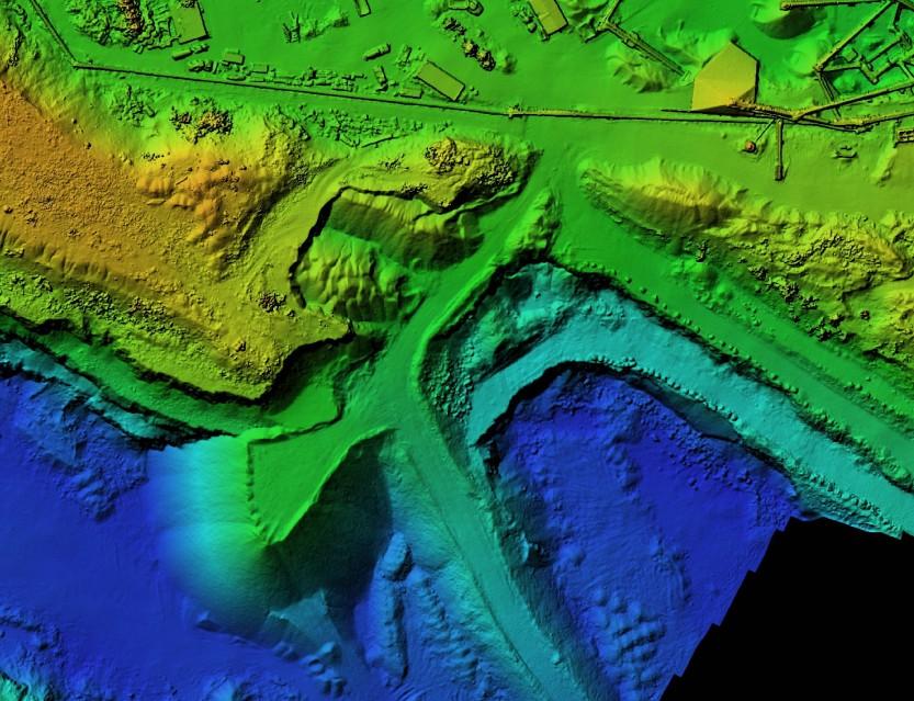 Model terenu